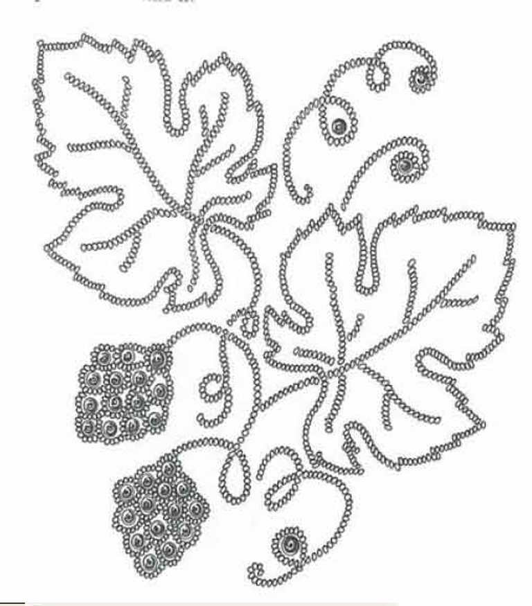 вышивание бисером схемы - Лучшие схемы и описания для всех.