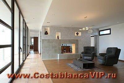вилла в Denia, вилла в Дении, современная вилла, современный дизайн, вилла в Испании, недвижимость в Испании, Коста Бланка, CostablancaVIP