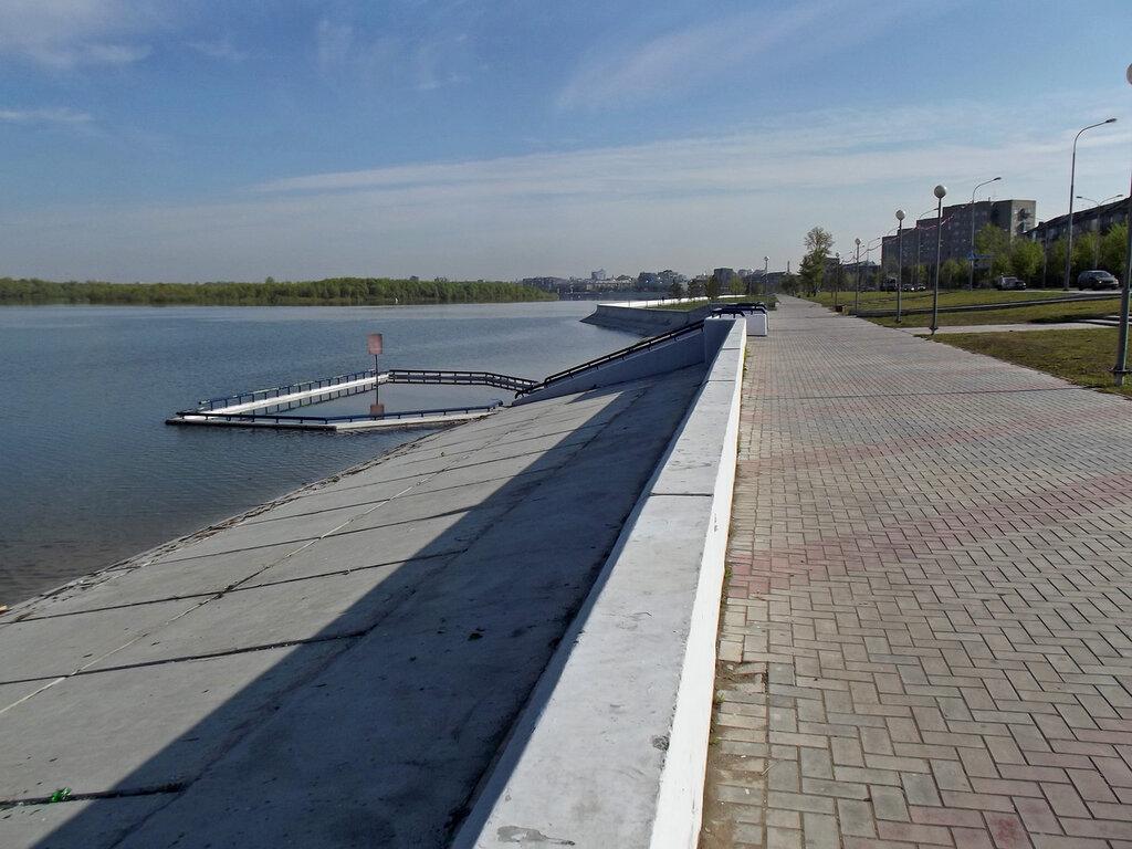 знакомство с городом омск