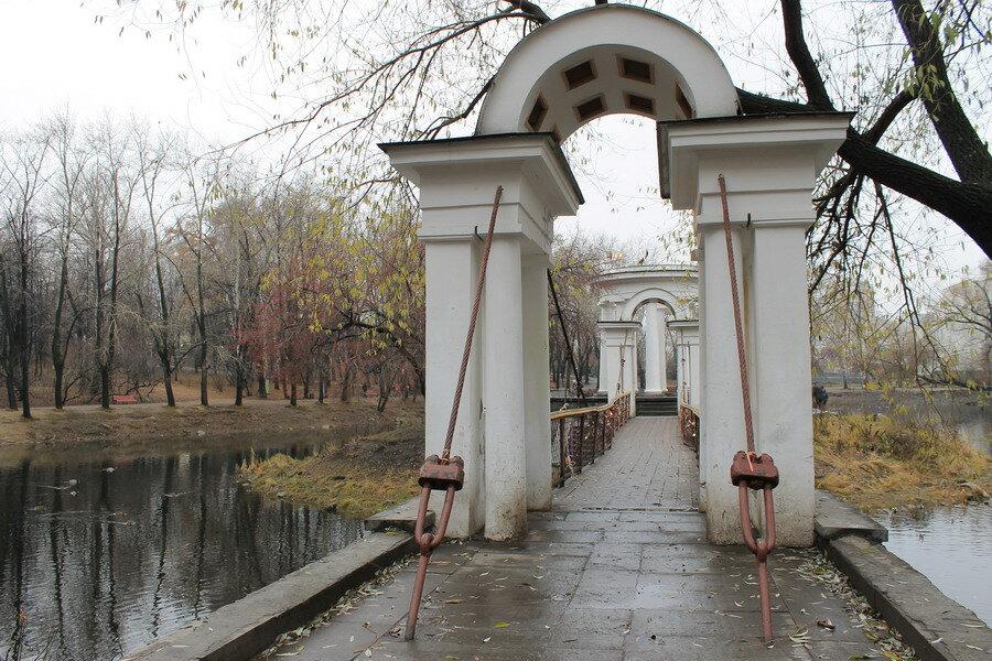 Парк усадьбы Харитоновых-Расторгуевых