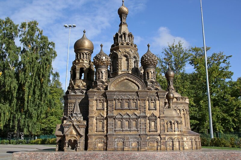 Спас-на-крови - Санкт-Петербург в миниатюре Img_8056