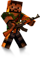Pixel Gun 3D (бывш. Pixlgun) [v4.7.2, Шутер от первого лица, iOS 5.0, ENG]