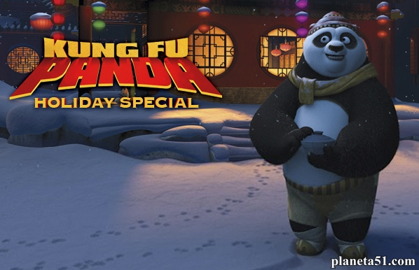 Кунг-фу Панда: Праздничный выпуск / Kung Fu Panda Holiday (2010/HDRip)
