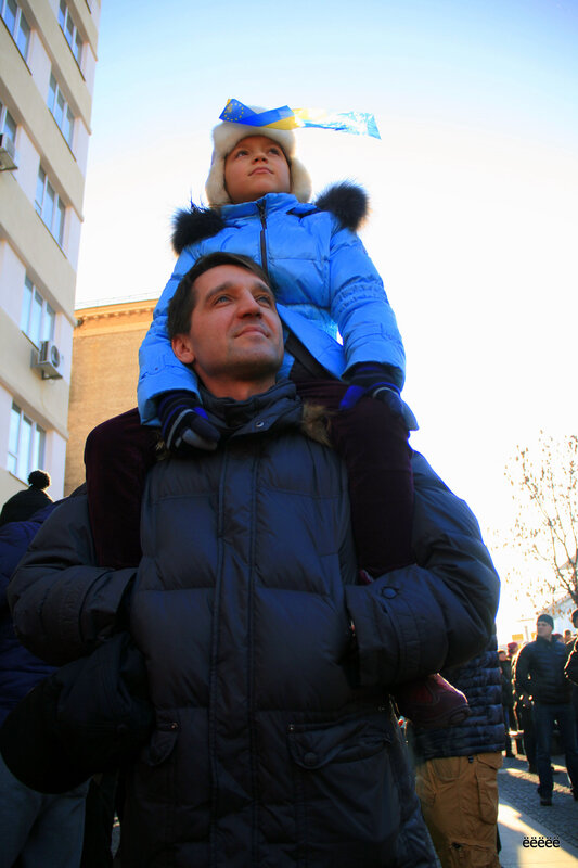Лица Майдана