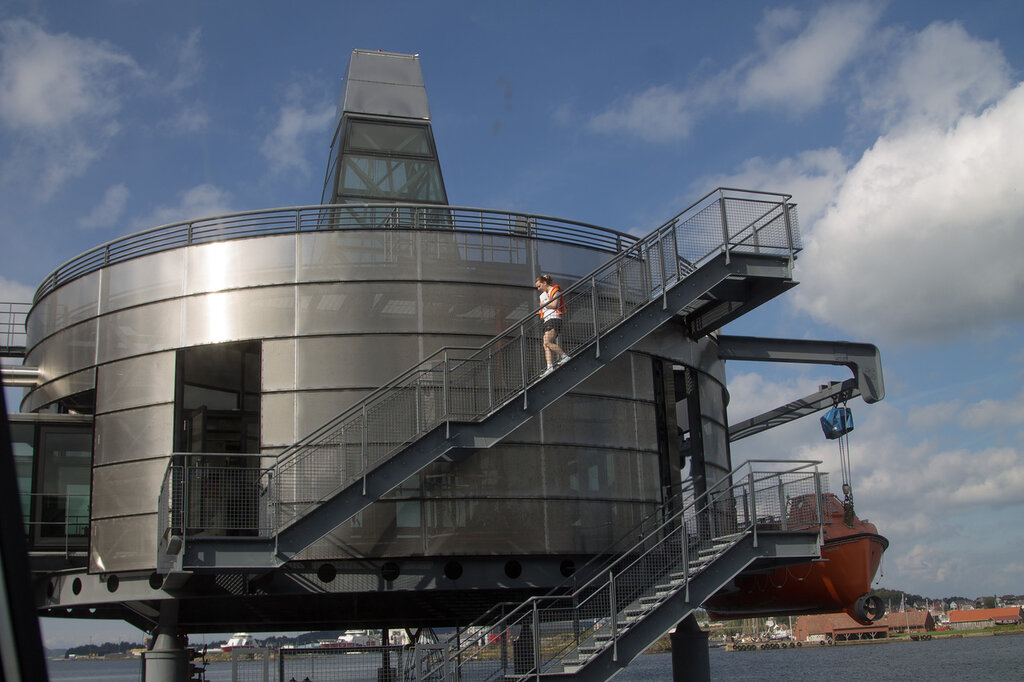 Музей нефти, Ставангер