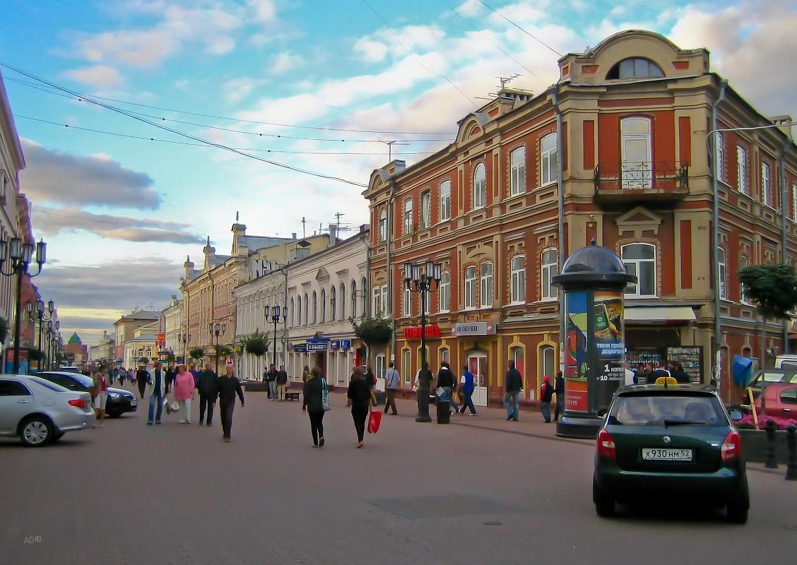 ул. Большая Покровская