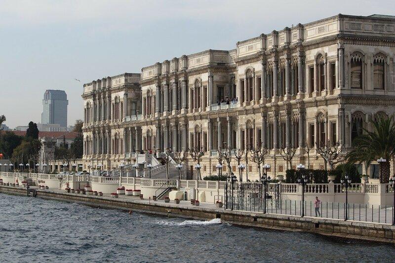 Прогулка по Босфору - Европейское побережье