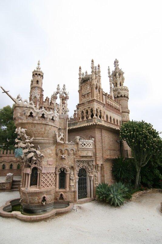 Бенальмадена Замок Коломарес