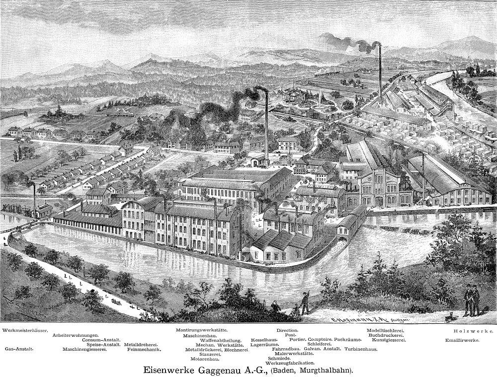 Бытовая техника Gaggenau. Фабрика в Эльзасе