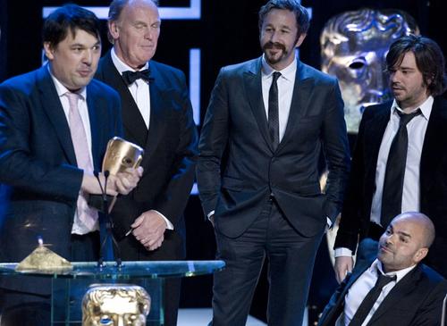 IT Crowd получает BAFTA Award в 2009