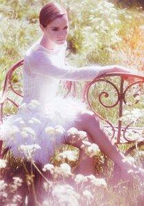 Эмма Уотсон / Emma Watson by Alexi Lubomirski in Harper-s Bazaar UK august 2011