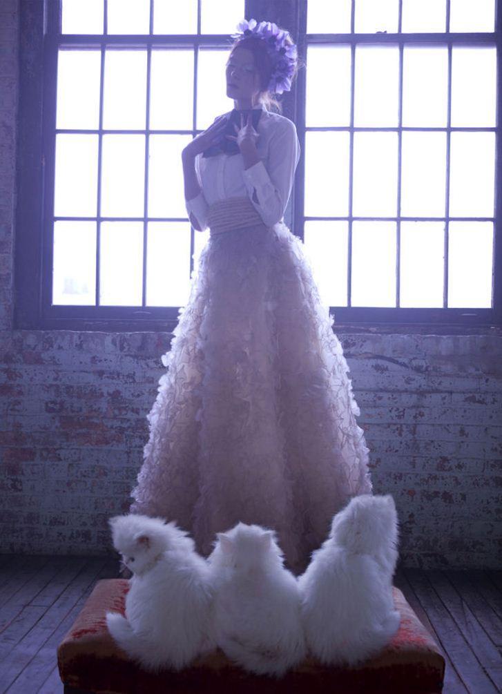 модель Zen, фотограф Amber Gray