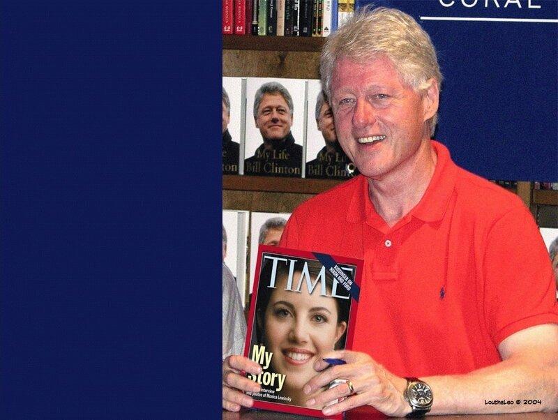 Клинтон приговорен к штрафу за лжесвидетельство