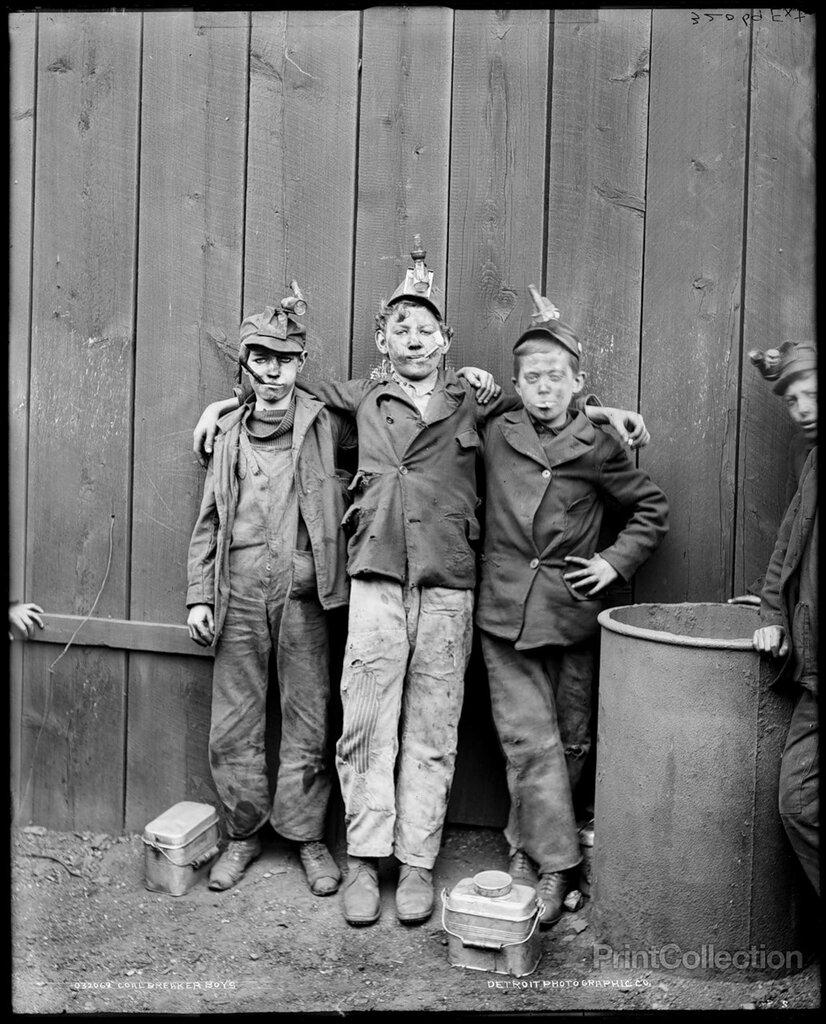 Coal Breaker Boys Kingston,
