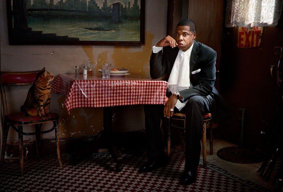 Photographs by Martin Schoeller.Джей-Зи (Jay Z)