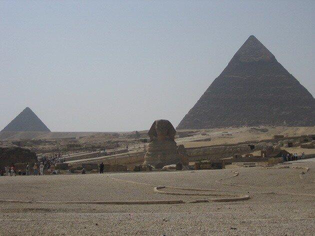 Большой Сфинкс. Египет