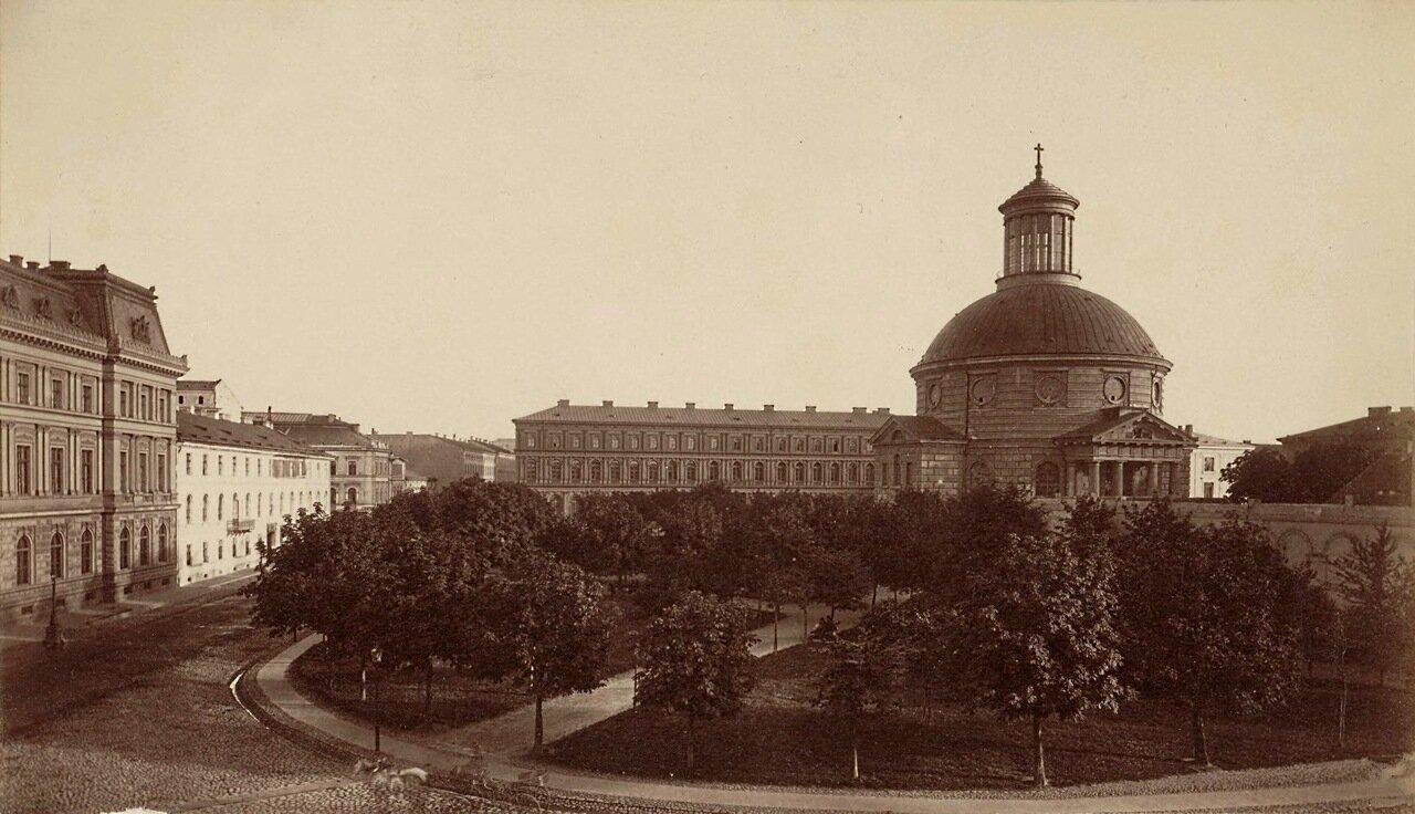 1865. Церковь Св. Троицы
