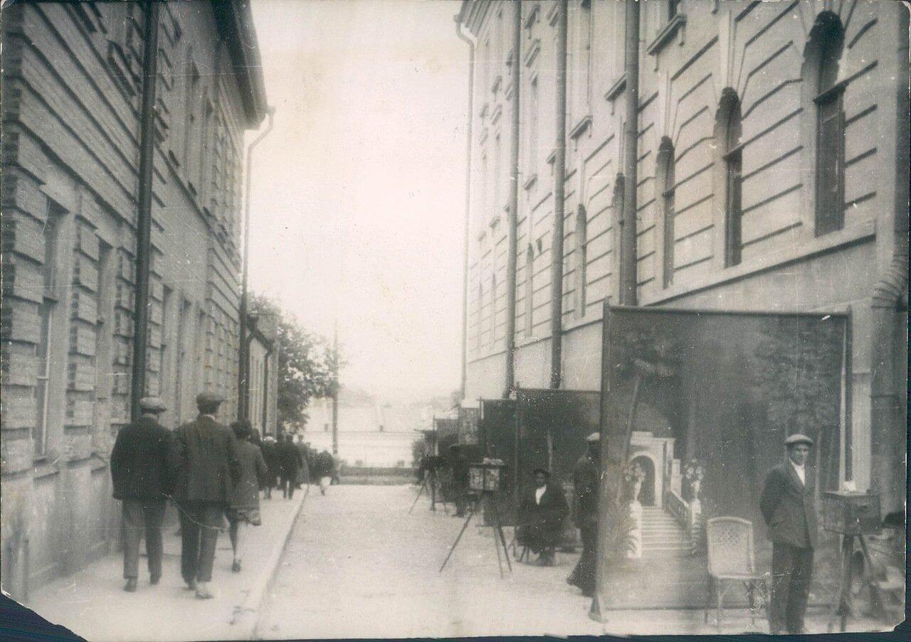 1930-е. На улицах Харькова