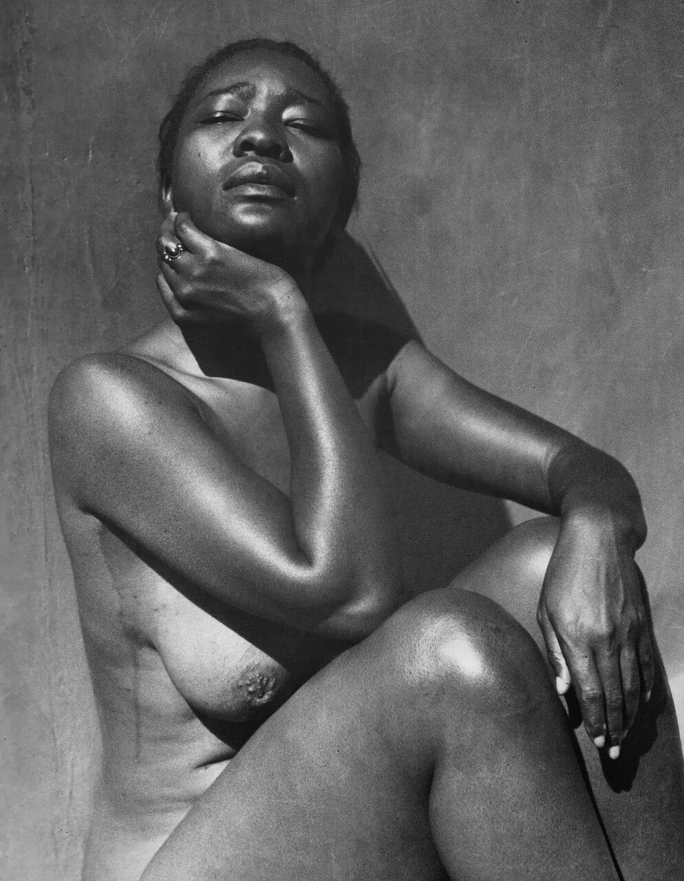 1947. Маудель Басс (знаменитая танцовщица 1930-х годов)