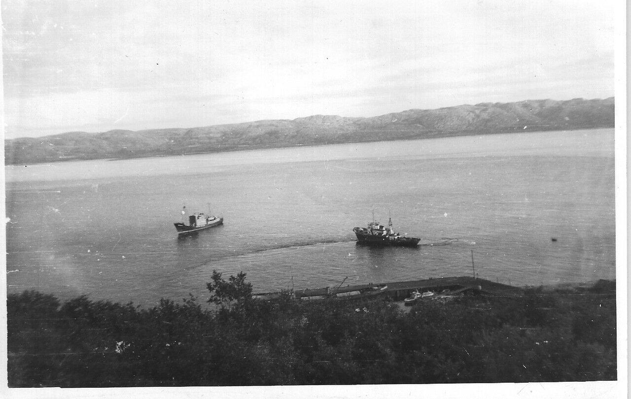 Остров Кильдин