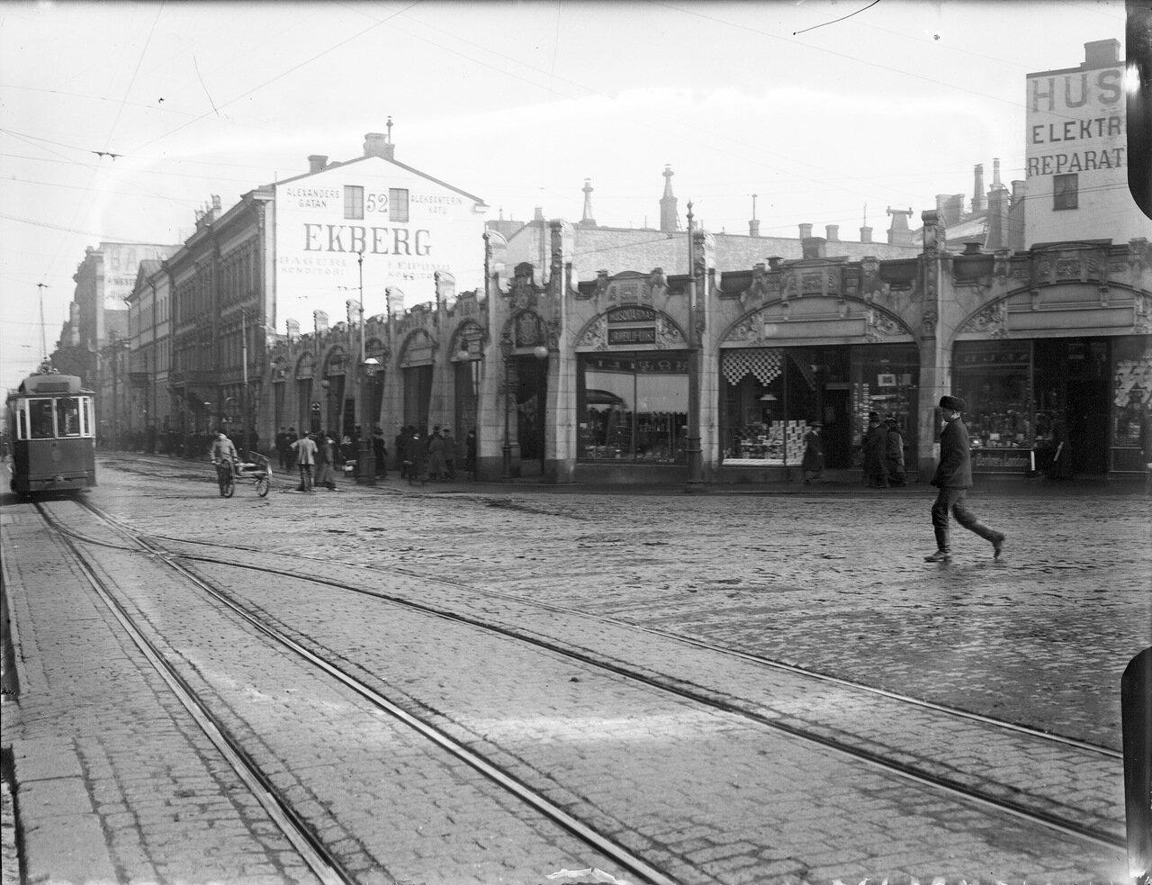 Александровская улица. 1900