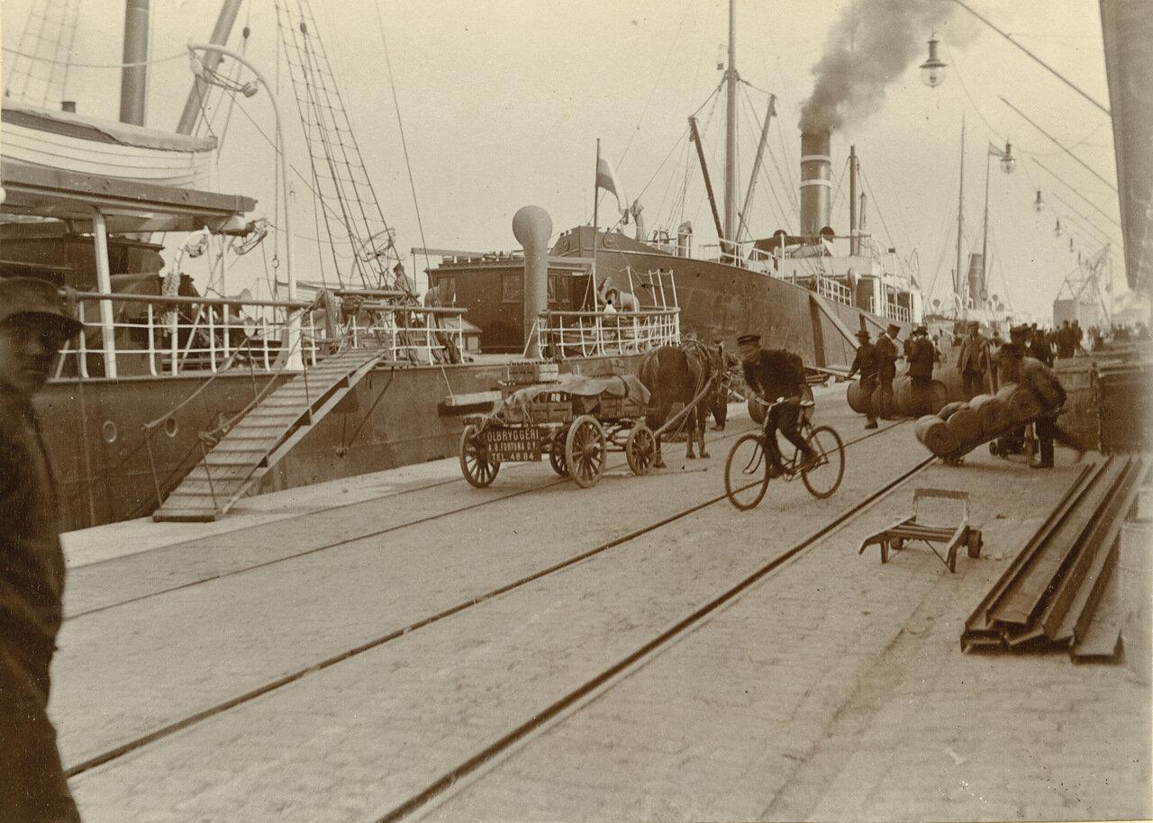 Южная гавань, 1914