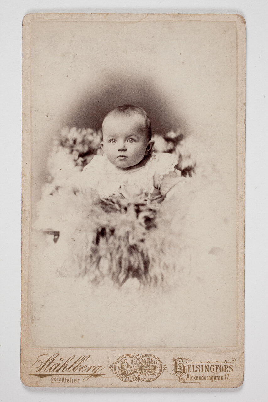 Аликс Селин 1895