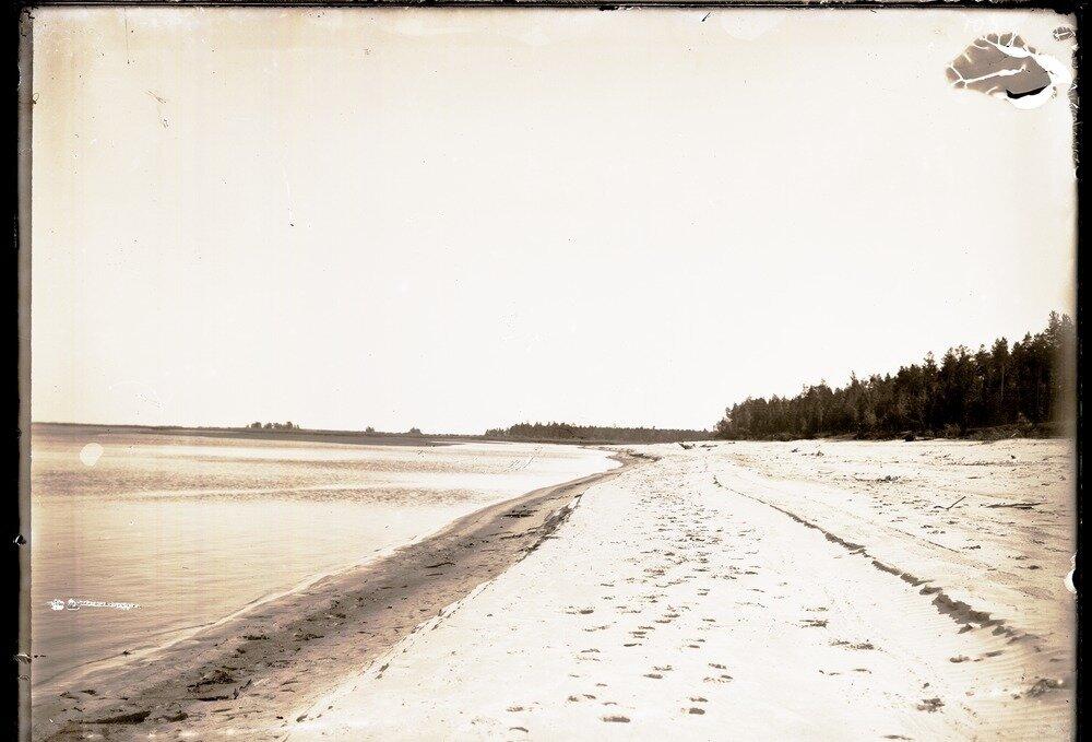 Песчанный берег