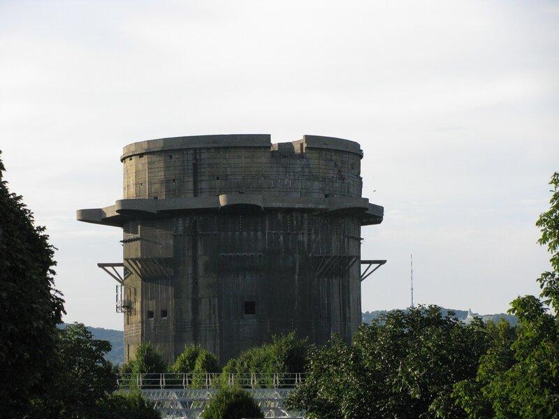 Вена, Аугартен, башня G - 1031.jpg