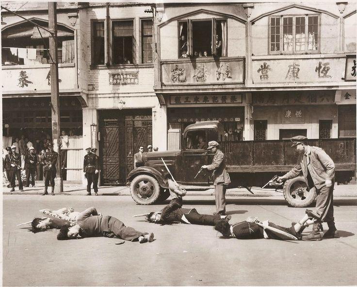 Shanghai police executing communist.jpg