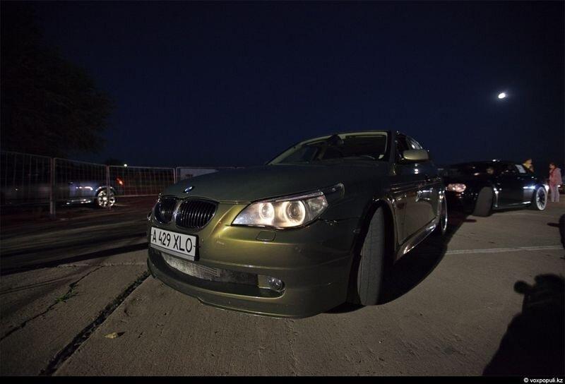 Жажда скорости. Легальный драг-рейсинг в Казахстане. 30 фото.