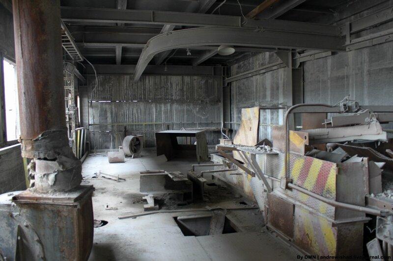 Крылосовский известковый завод