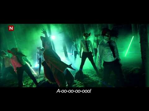 Ylvis - The Fox. Новый хит!