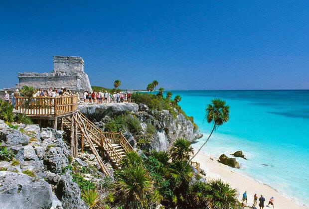 Где можно понежиться на пляже прямо сейчас. Лучшие пляжи и курорты мира