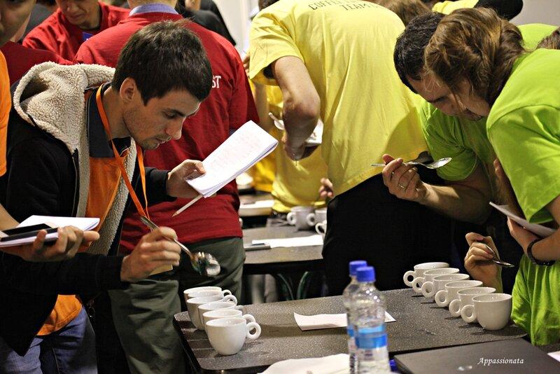 Дни кофе и чая в Экспоцентре