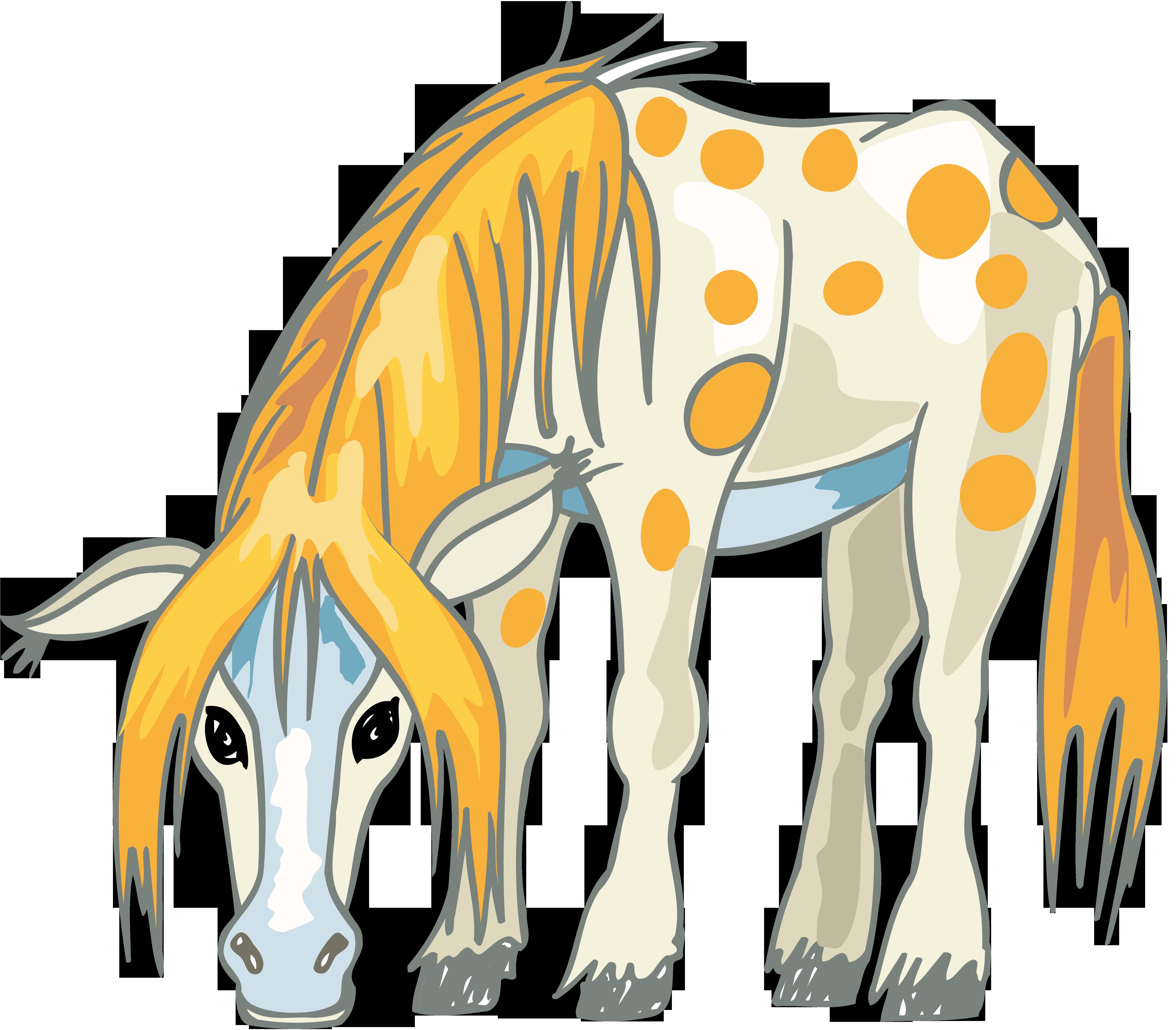 Рисунок тетя лошадь