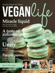 Vegan Life - October 2015