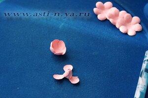 Цветы из бумаги от ASTORIA