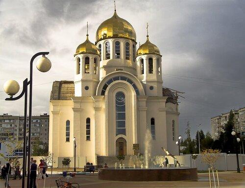 Фонтан на ул. Конева, фото SanchesS