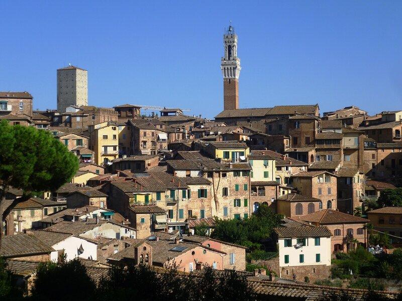 Италия. Сиена (Italy. Siena).