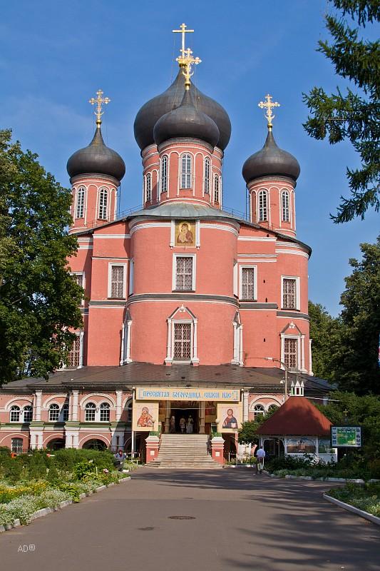 Большой собор Донской иконы Божией Матери Донского монастыря