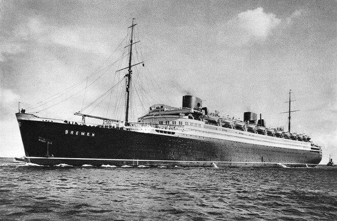Корабль Siemens Bremen