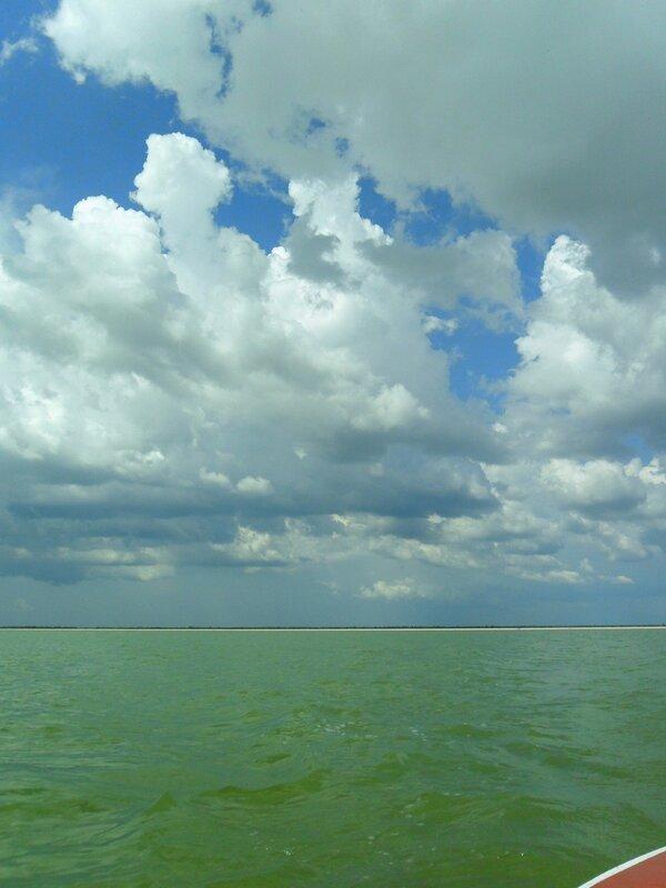 Июнь, море, на яхте