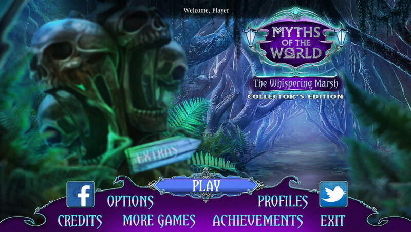 Myths of the World: The Whispering Marsh CE