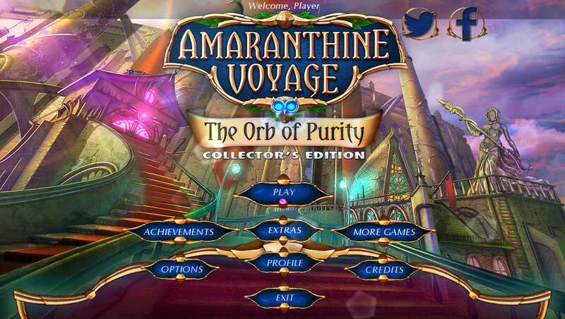 Amaranthine Voyage: The Orb of Purity CE