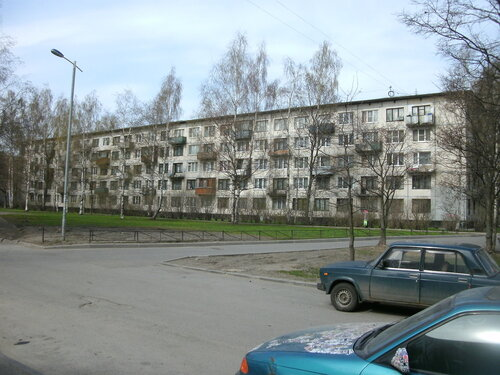 ул. Черкасова 5к2