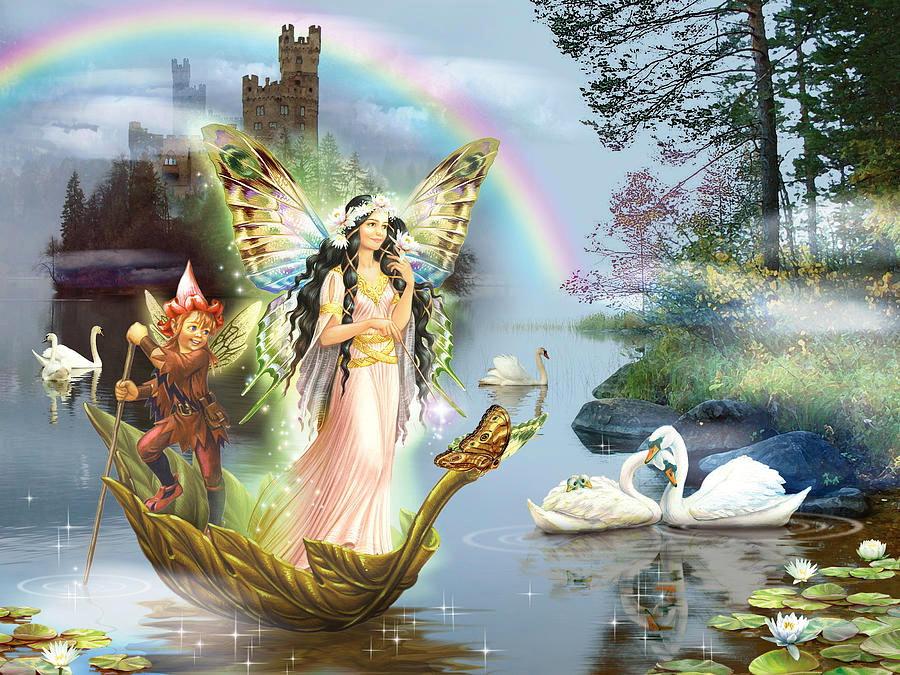 Swan Lake Fairy