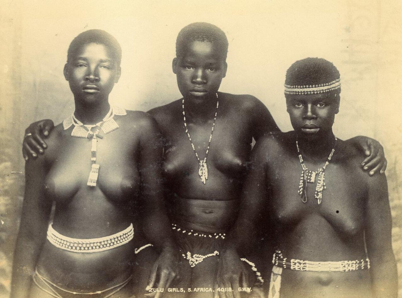 Зулуска. 1890-х годы