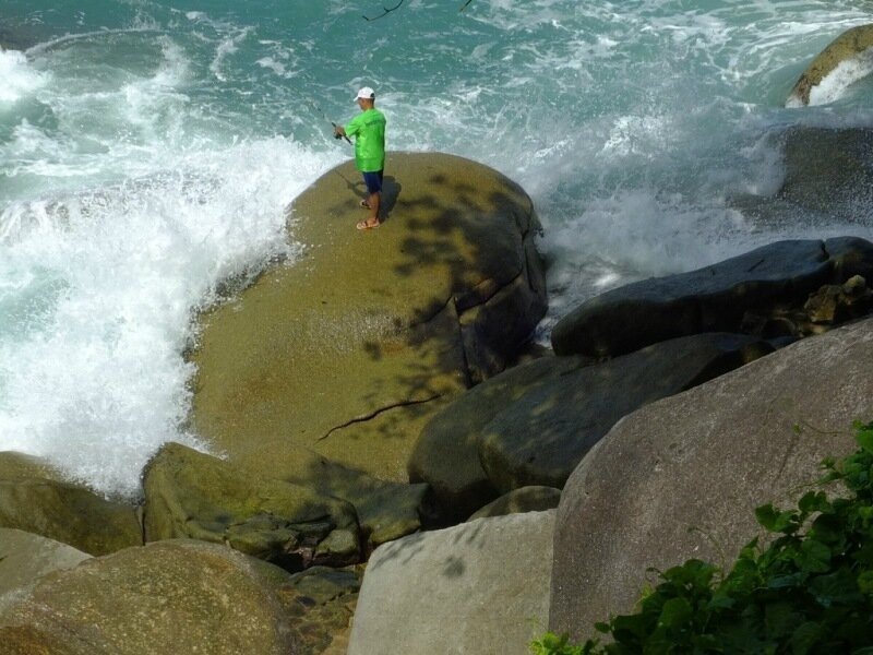 Пхукет море фото
