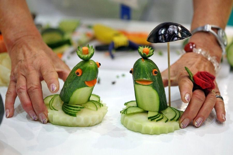 Карвинг - креативная овощерезка
